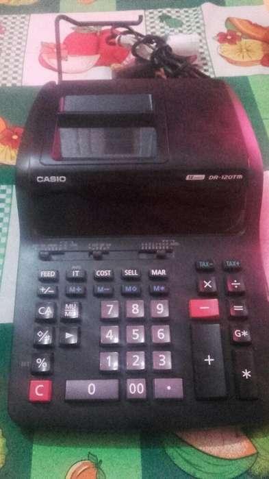 Calculadora Impresora Casio