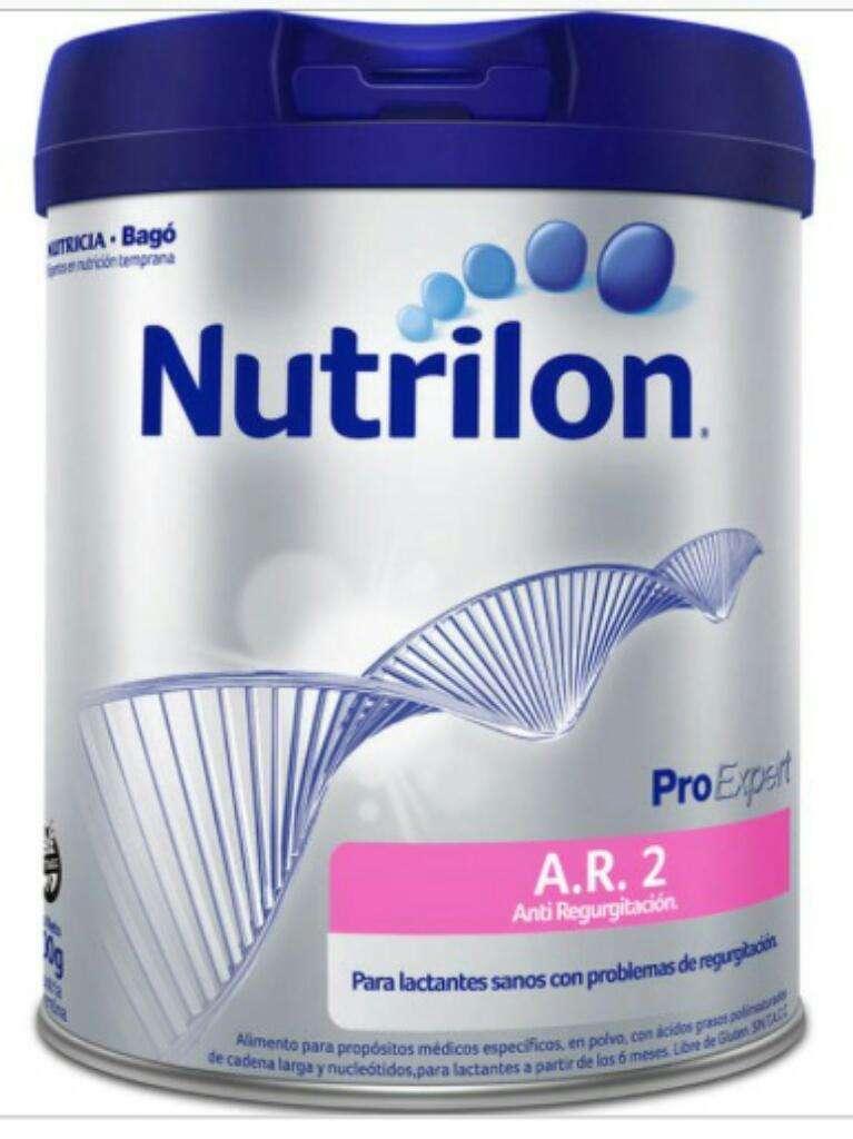 Leche Nutrilon A.R. 1 Pro futura Anti Regurgitación. 800 gr.