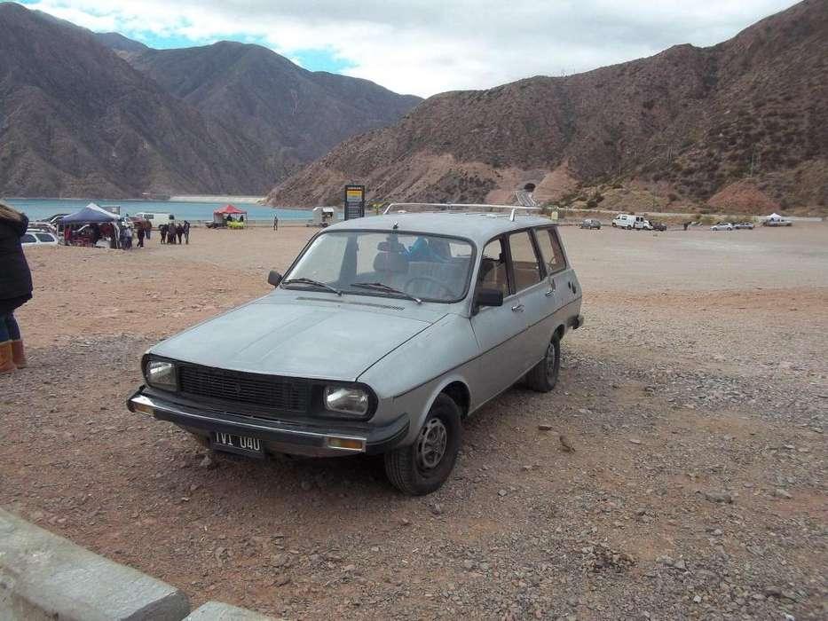Renault R12 1983 - 12300 km