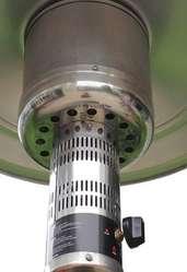 Calefactor Exterior A Gas King Flame 42.000 Btus Bronce Pago Contrantrega TODO EL PAIS
