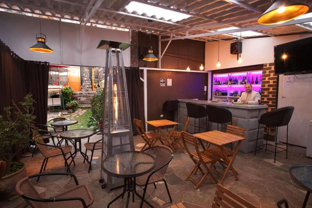 Local Totalmente Equipado Para Restaurante/barra en Centro Histórico