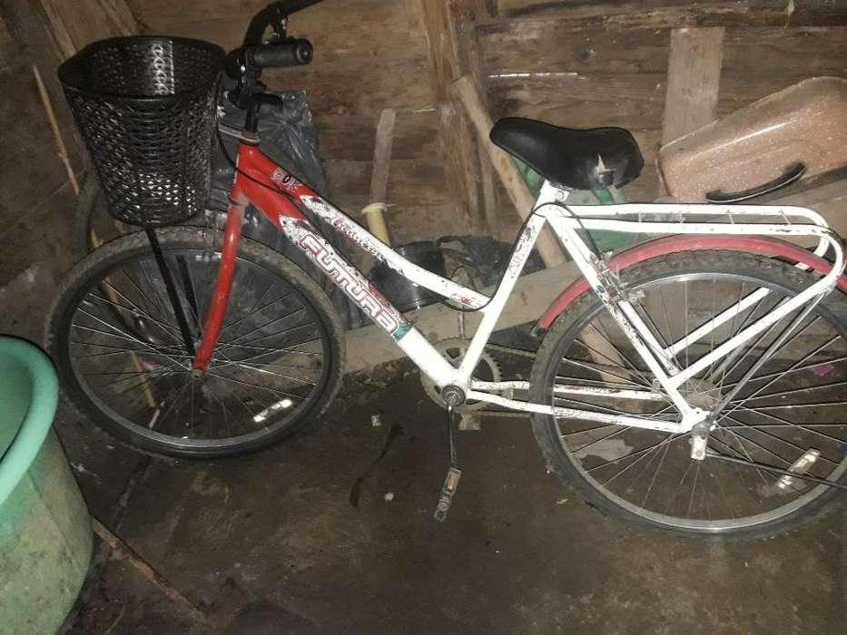 Vendo Bicicleta de Mujer.