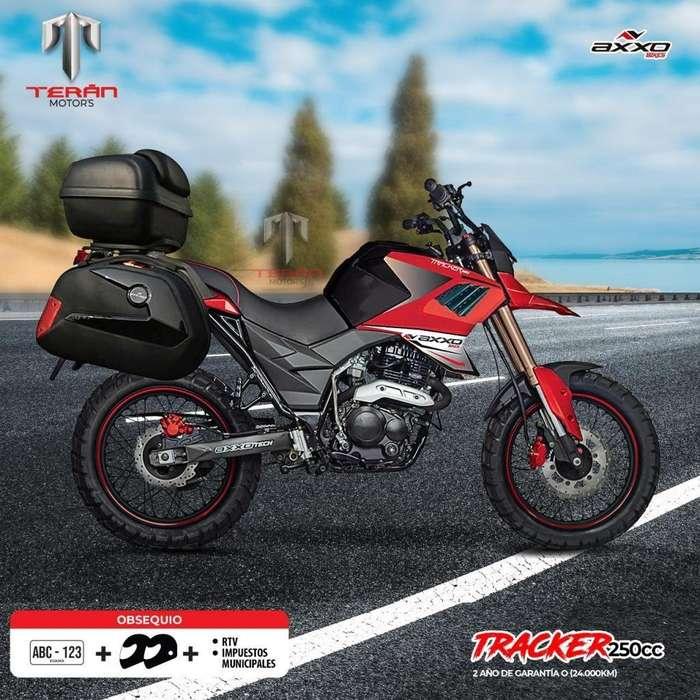 MOTO AXXO, 250cc
