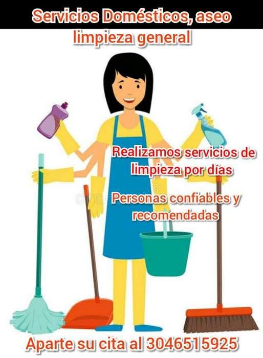 Servicios Doméstico de Limpieza de Casa