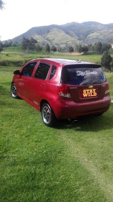 Chevrolet Aveo 2008 - 14800 km