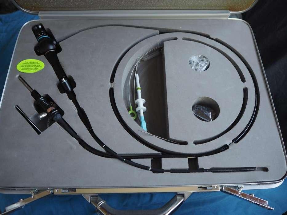Olympus Cyf3 Uretro Cisto Fibroscopio Urologia Sin Uso