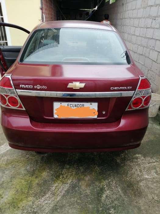 Chevrolet Aveo 2010 - 190 km