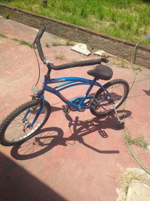 Vendo Bicicleta Y Cuadro