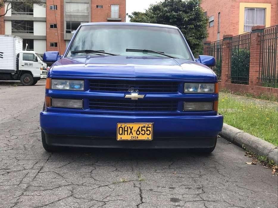 Chevrolet Cheyenne 1996 - 308000 km