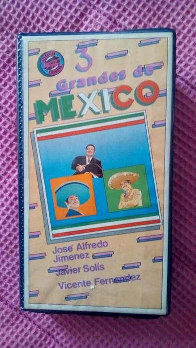 Coleccion de Casetes Musica Mexicana