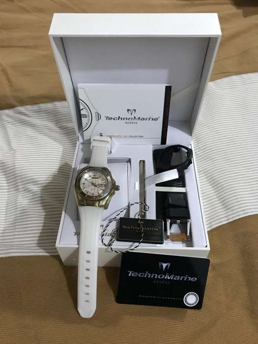 Reloj Technomarine Women Original