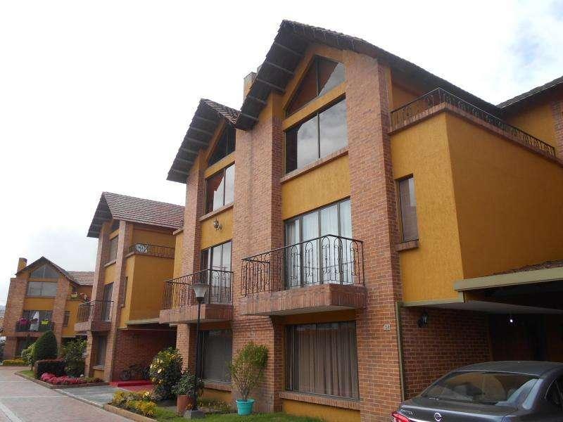 <strong>casa</strong> En Arriendo/venta En Chia Conjunto San Teo <strong>casa</strong> 14 Cod. ABIRE6010