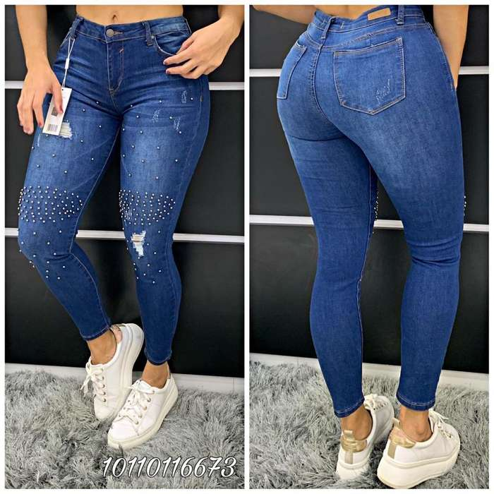 Jeans Most Wanted Dama