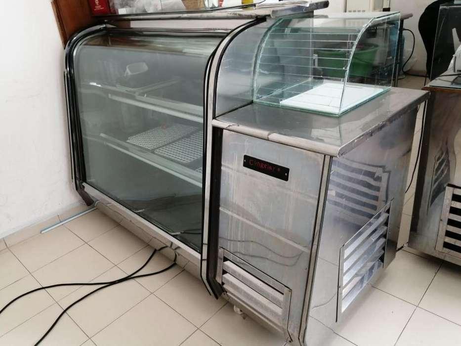 Nevera para Refrigeración de Alimentos.