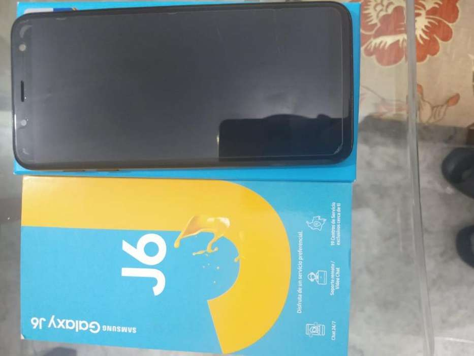 Se Vende Samsung Galaxy J6