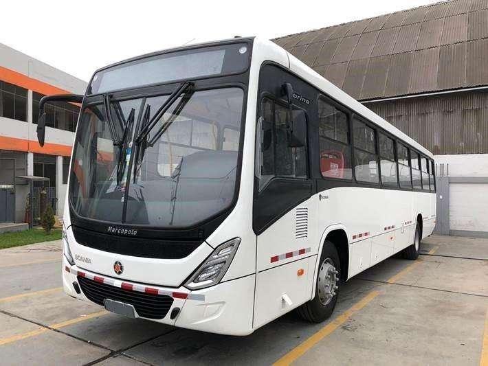 Oferta Bus Urbano Scania F250 4x2 Euro 3 año 2016 NUEVO