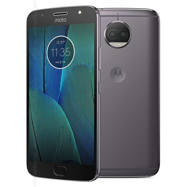 Celular Motorola G5 S Plus 32gb Gris - Dorado