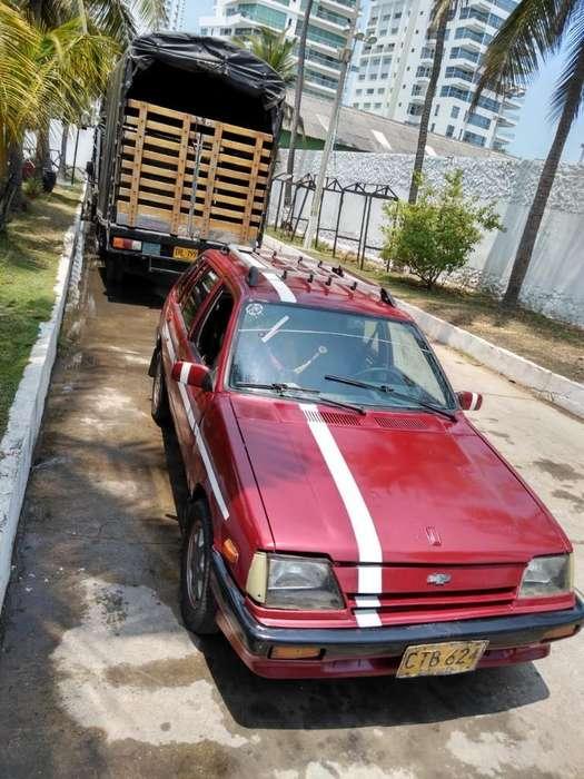 Chevrolet Sprint 1992 - 200000 km