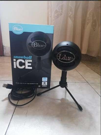 Microfono Condensador Blue Snowball