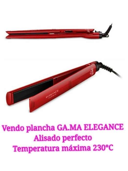 Plancha Alisadora Gama Elegance