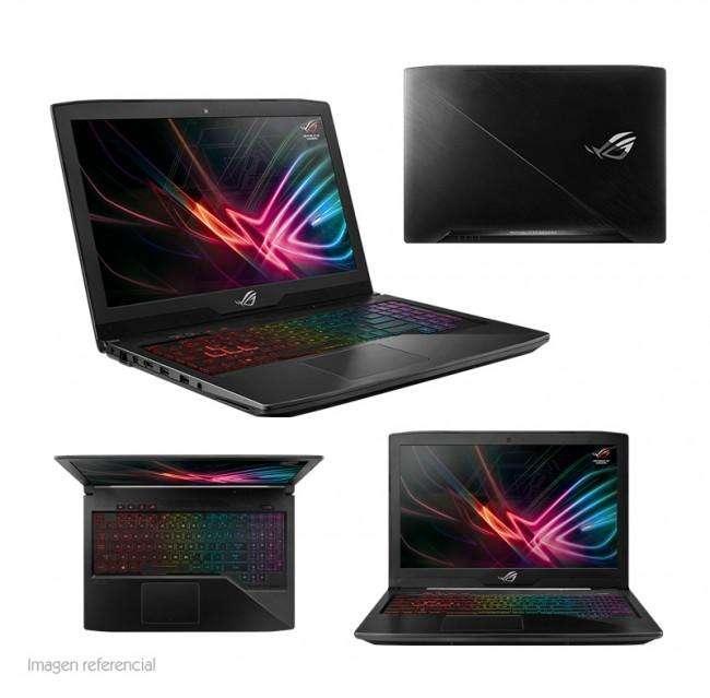 Laptop GAMER ASUS GL503VD 15.6' FHD i57300HQ 12GB 1TB Video 4GB