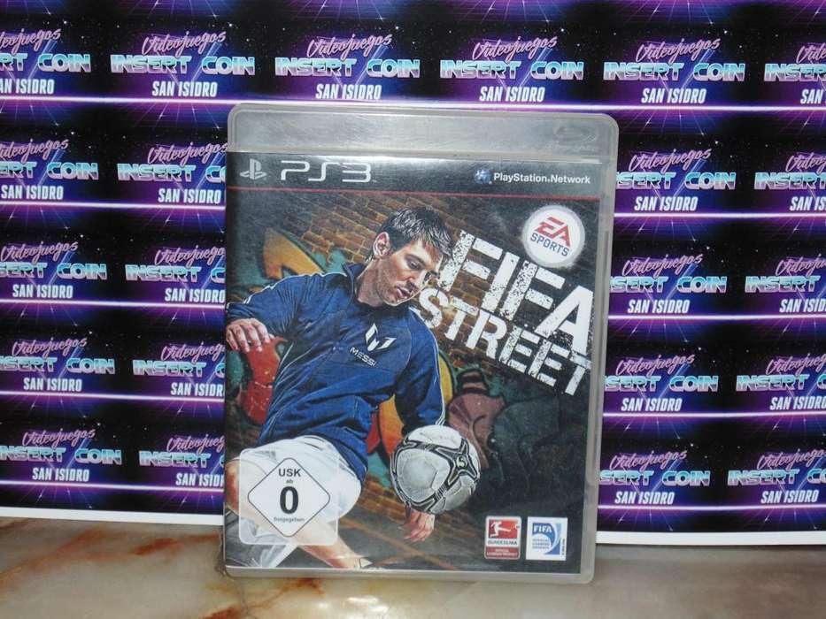 Fifa Street PS3 Play Station 3 Juego
