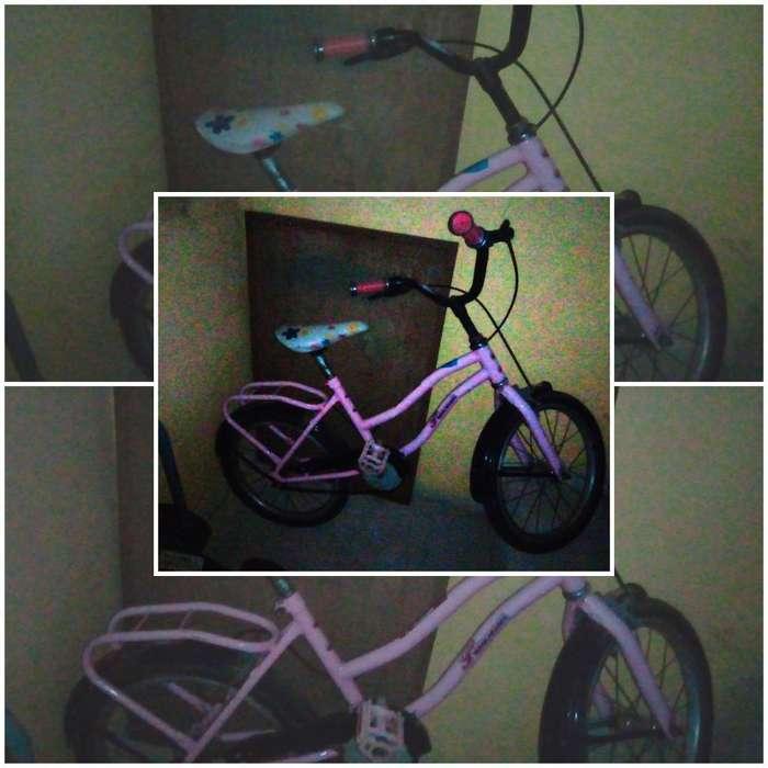 Vendo Bici de Princesa