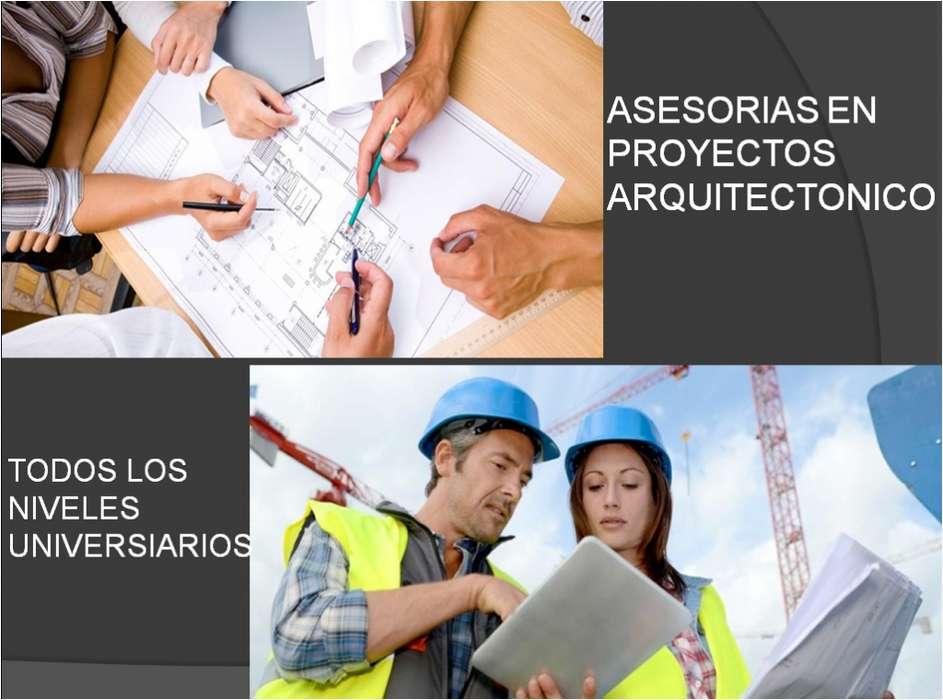 tutoria para proyetos arquitetonicos