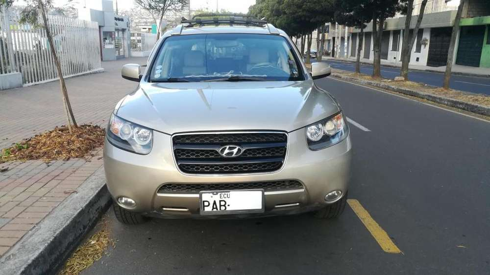 Hyundai Santa Fe 2008 - 152800 km