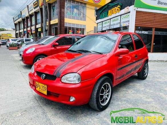 Chevrolet Corsa 2 Ptas. 2005 - 145000 km