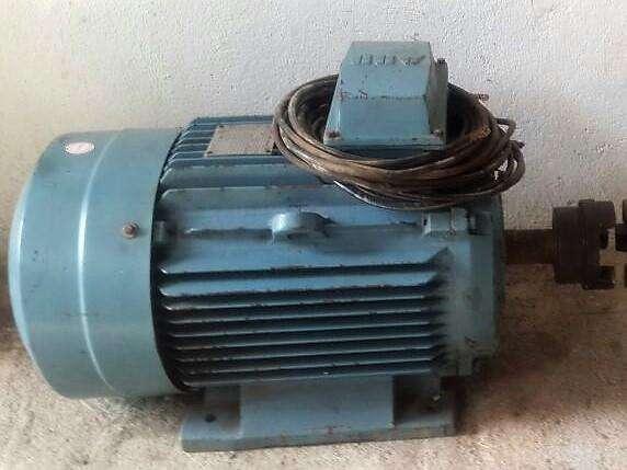 MOTOR ELECTRICO ABB 40 HP