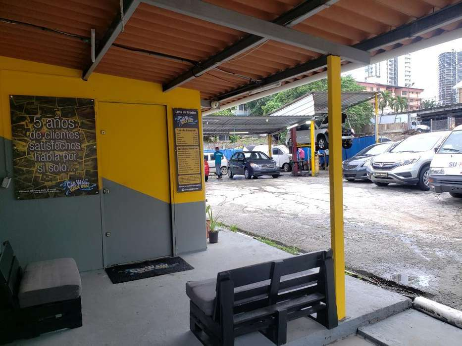 REMATO Car Wash en Bella Vista