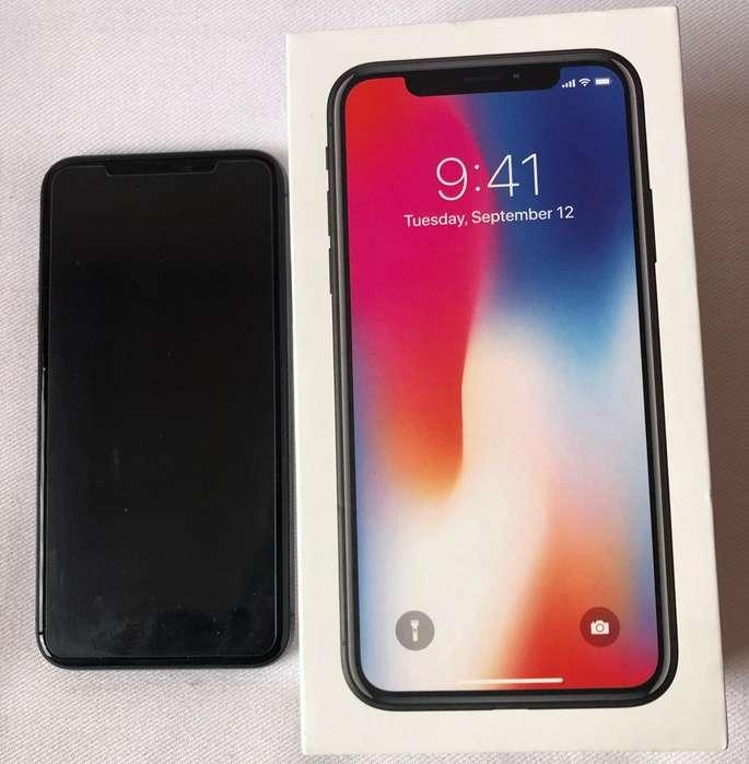iPhone X 64Gb Casi Nuevo
