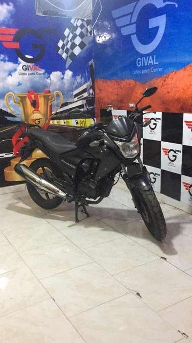 HONDA INVICTA 150 MODELO 2012