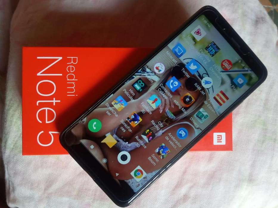 Redmi Note 5 Increíble Celular