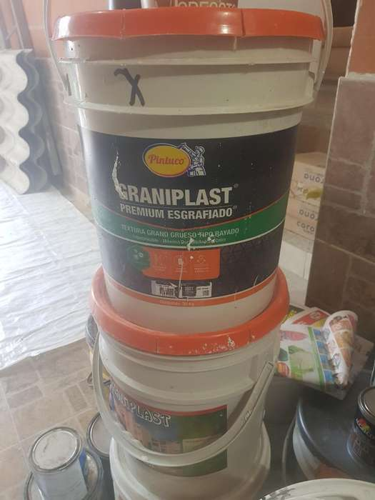 Graniplast Premium Esgrafiado