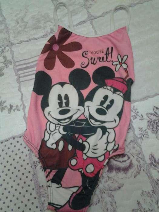 Malla Import Talle 6 Disney