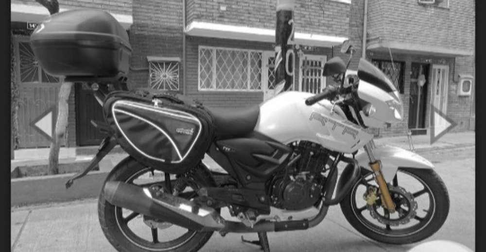 Alforjas Porta Equipajes Viaje para Moto