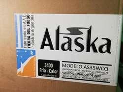 Aire Acondicionado Split Alaska 3400w
