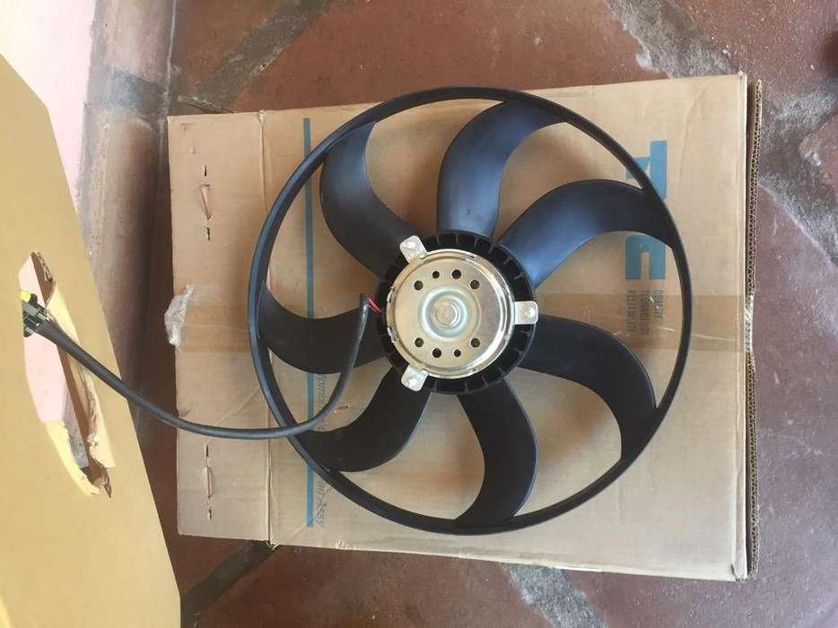 Electroventilador TYC para VW