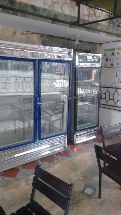 Refrigerador 2 Puertas Y Congelador