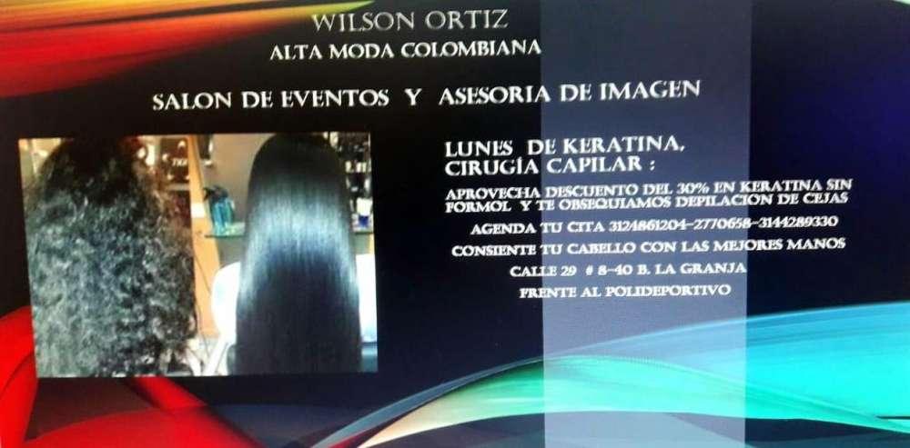 CASA DE MODAS Y ASESORA DE IMAGEN WILSON ORTIZ