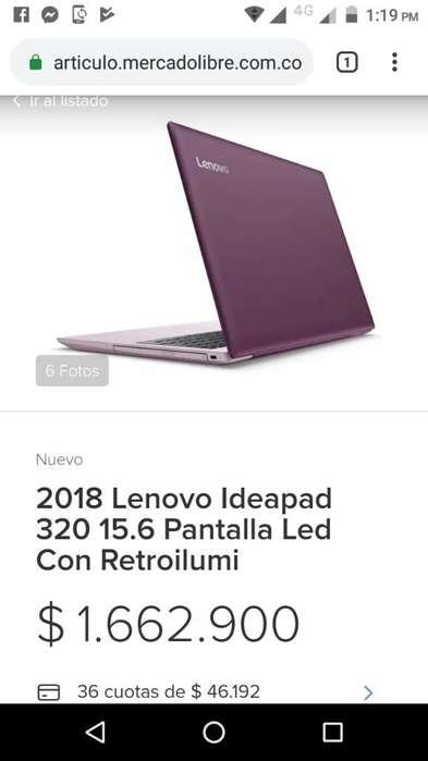 Computador Portátil Lenovo Ideapad 320