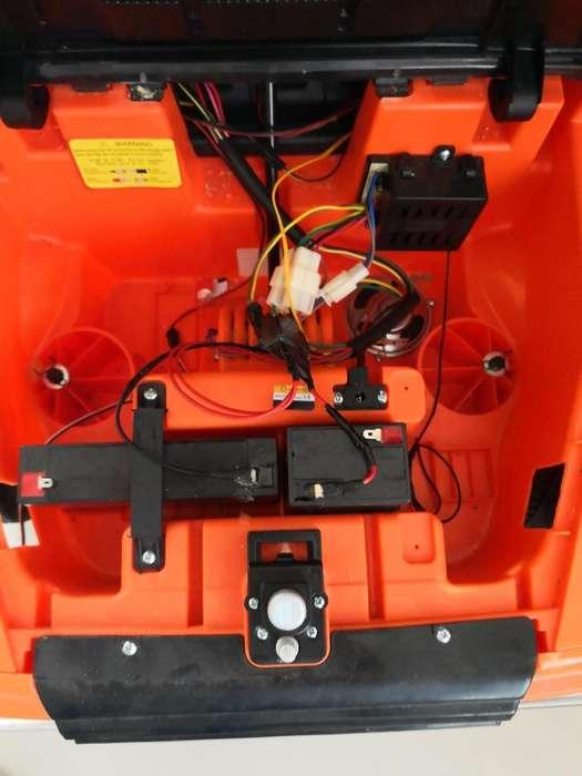 Carro de Batería Control Remoto Barato