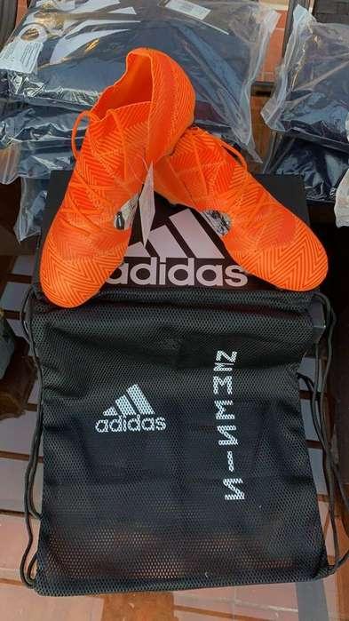 Guayos Adidas Nemeziz 19.1