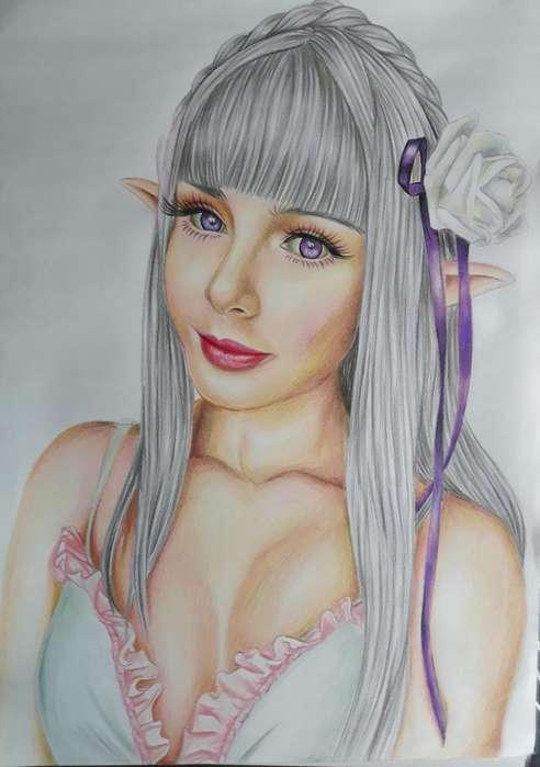 Retrato portrait