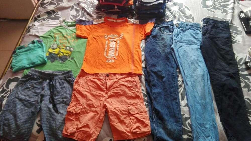 Lote de <strong>ropa</strong> Niño Talla 10