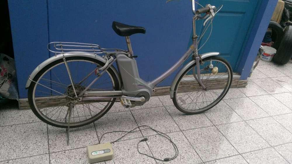 Bicicleta Japonesa National Electrica