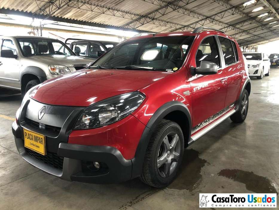 <strong>renault</strong> Sandero Stepway 2016 - 52406 km