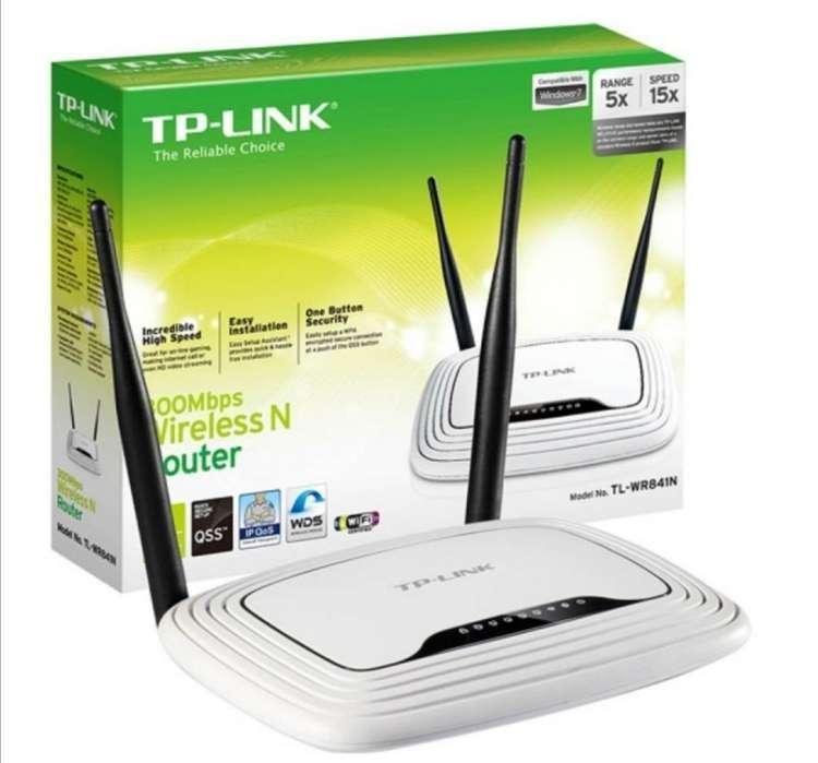 Router Y Repetidor Wifi